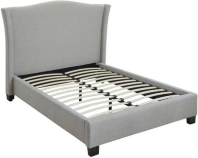 Modus Furniture Geneva Saphorin Full Upholstered Bed