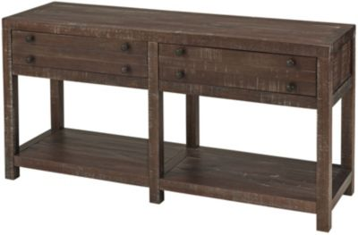 Modus Furniture Townsend Sofa Table Homemakers Furniture