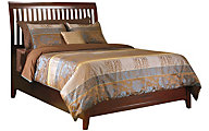 Modus Furniture City II Queen Rake Bed