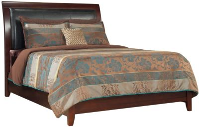 Modus Furniture City II Full Upholstered Bed
