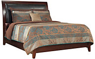 Modus Furniture City II King Upholstered Bed