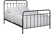 Modus Furniture Crossroads Hague King Metal Bed