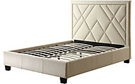 Modus Furniture Geneva Vienne Full Storage Bed