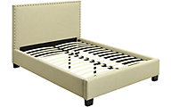 Modus Furniture Geneva Tavel California King Storage Bed