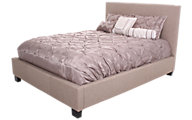 Modus Furniture Geneva St. Pierre Queen Upholstered Bed