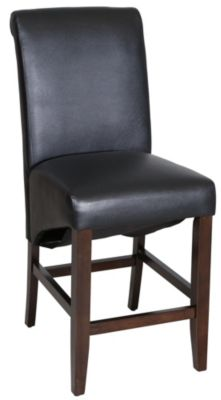 Modus Furniture Cosmo Black Counter Stool