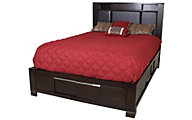 Najarian Studio Queen Storage Bed