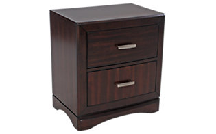 Najarian Key West Espresso Nightstand