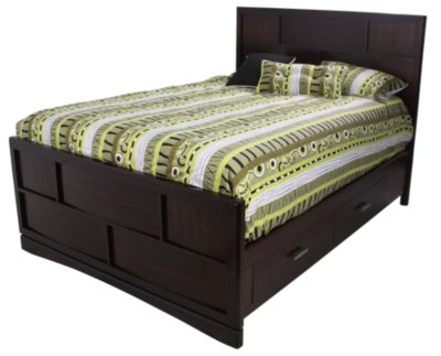 Najarian Key West King Storage Bed Homemakers Furniture