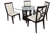 Najarian Planet Table & 4 Chairs