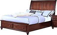 New Classic Spring Creek King Storage Bed