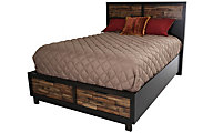 New Classic Makeeda Queen Storage Bed