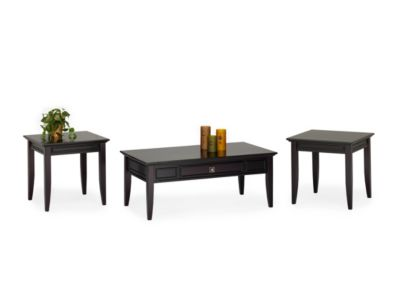 New Classic Franklin Park Coffee Table & 2 End Tables