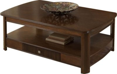 New Classic Leighla Lift-Top Coffee Table