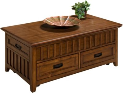 New Classic Logan Lift-Top Coffee Table
