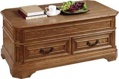 New Classic Oakridge Lift-Top Coffee Table