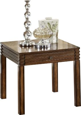 New Classic Parquet End Table