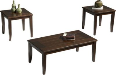 New Classic Sanibel Coffee Table & 2 End Tables