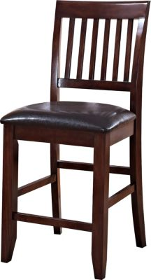 New Classic Kaylee Brown Counter Stool
