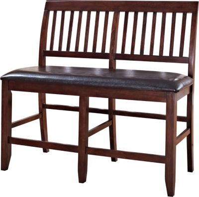 New Classic Kaylee Brown Counter Bench