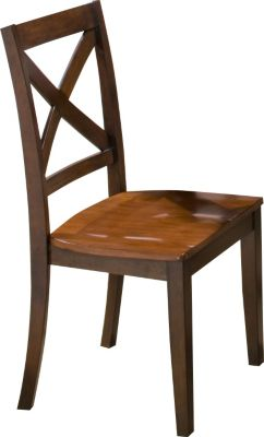 New Classic Latitudes Two-Toned Side Chair