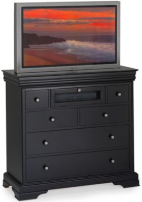 New Classic Belle Rose Media Chest