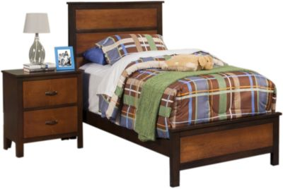 New Classic Bishop Twin Bed