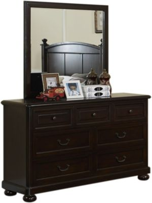 New Classic Canyon Ridge Dresser with Mirror
