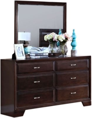 New Classic Garrett Dresser with Mirror