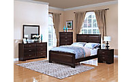 New Classic Garrett 4-Piece Queen Bedroom Set