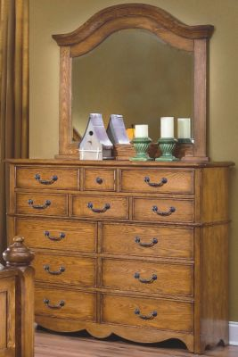 New Classic Hailey Dresser with Mirror