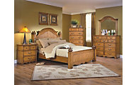 New Classic Hailey 4-Piece King Bedroom Set