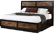 New Classic Makeeda California King Storage Bed