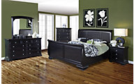 New Classic Maryhill 4-Piece King Bedroom Set