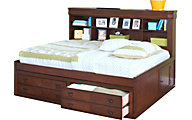 New Classic Sheridan Twin Storage Bed