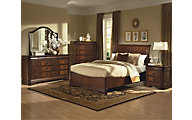 New Classic Sheridan 4-Piece King Sleigh Bedroom Set