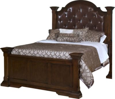 New Classic Timber City California King Bed