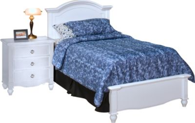New Classic Victoria Twin Bed