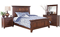 New Classic Kittredge 4-Piece King Bedroom Set