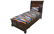 New Classic Jesse Twin Storage Bed