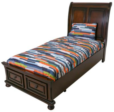 New Classic Jesse Full Storage Bed
