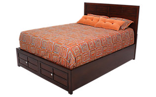New Classic Kensington King Storage Bed