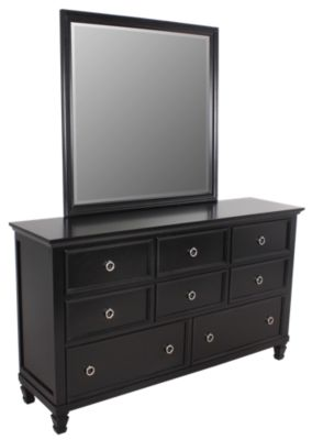 New Classic Tamarack Dresser with Mirror