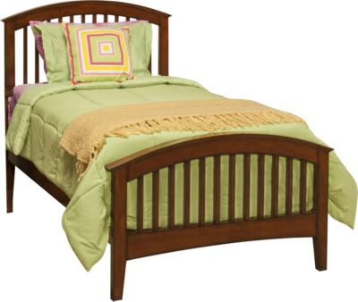 New Classic Seaside Twin Bed