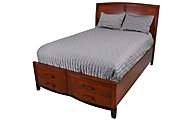 New Classic Sloane Queen Storage Bed