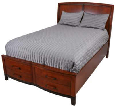 New Classic Sloane King Storage Bed