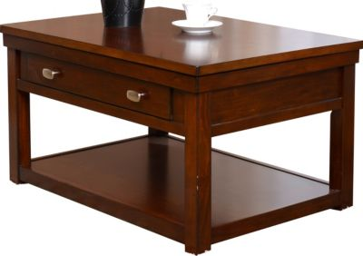 New Classic Houston Lift-Top Coffee Table