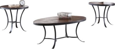 New Classic Stella Coffee Table & 2 End Tables
