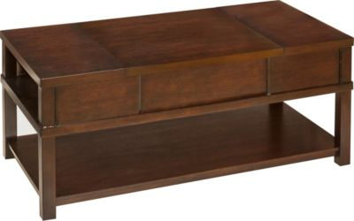 New Classic Wagner Lift-Top Coffee Table
