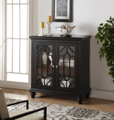 New Classic Enzo Black Console Table